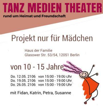 Tanz Medien Theater