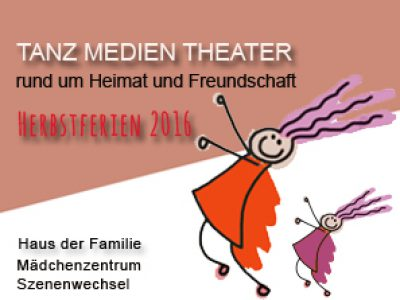 Tanz Medien Theater 2016