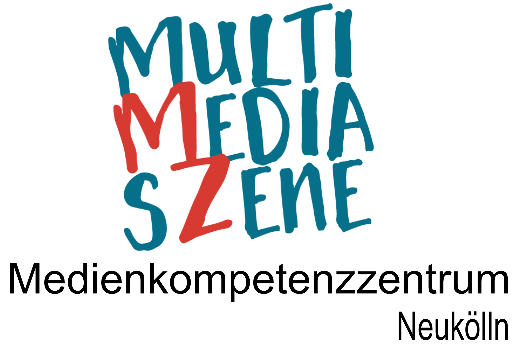 logo multimediaszene Medienkompetenzzentrum